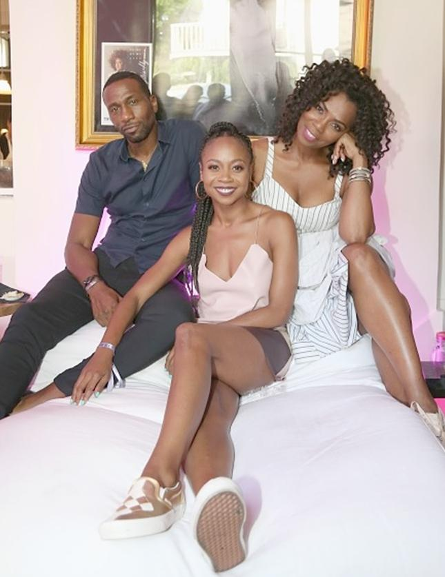 Leon - Sheria Washington - Vanessa A Williams (A Luv Tale) - Gettyimages