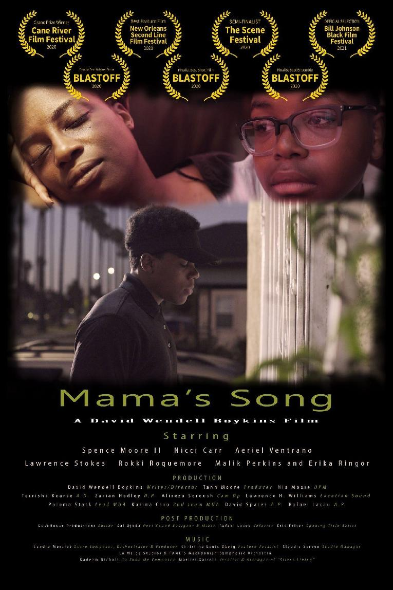 Mama's Song (poster)