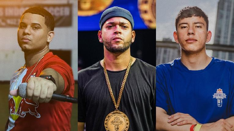 US Rappers - 2021 - Red Bull Batalla