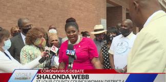 Councilwoman Shalonda Webb