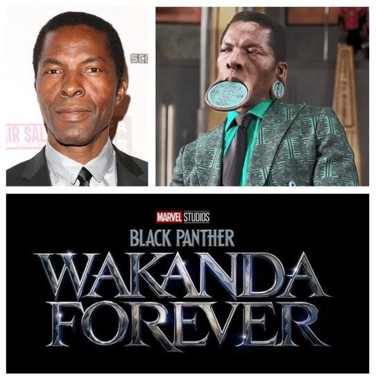Isaach De Bankolé, Black Panther