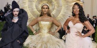 Rihanna, Iman, Megan Thee Stallion