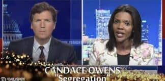 Tucker Carlson, Candace Owens