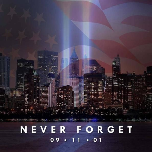911 - Never Forget (20th Anniv)