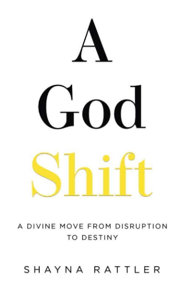 A God Shift book cover