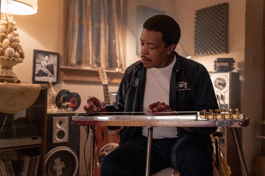 Russell Hornsby - BMF Season 1 2021