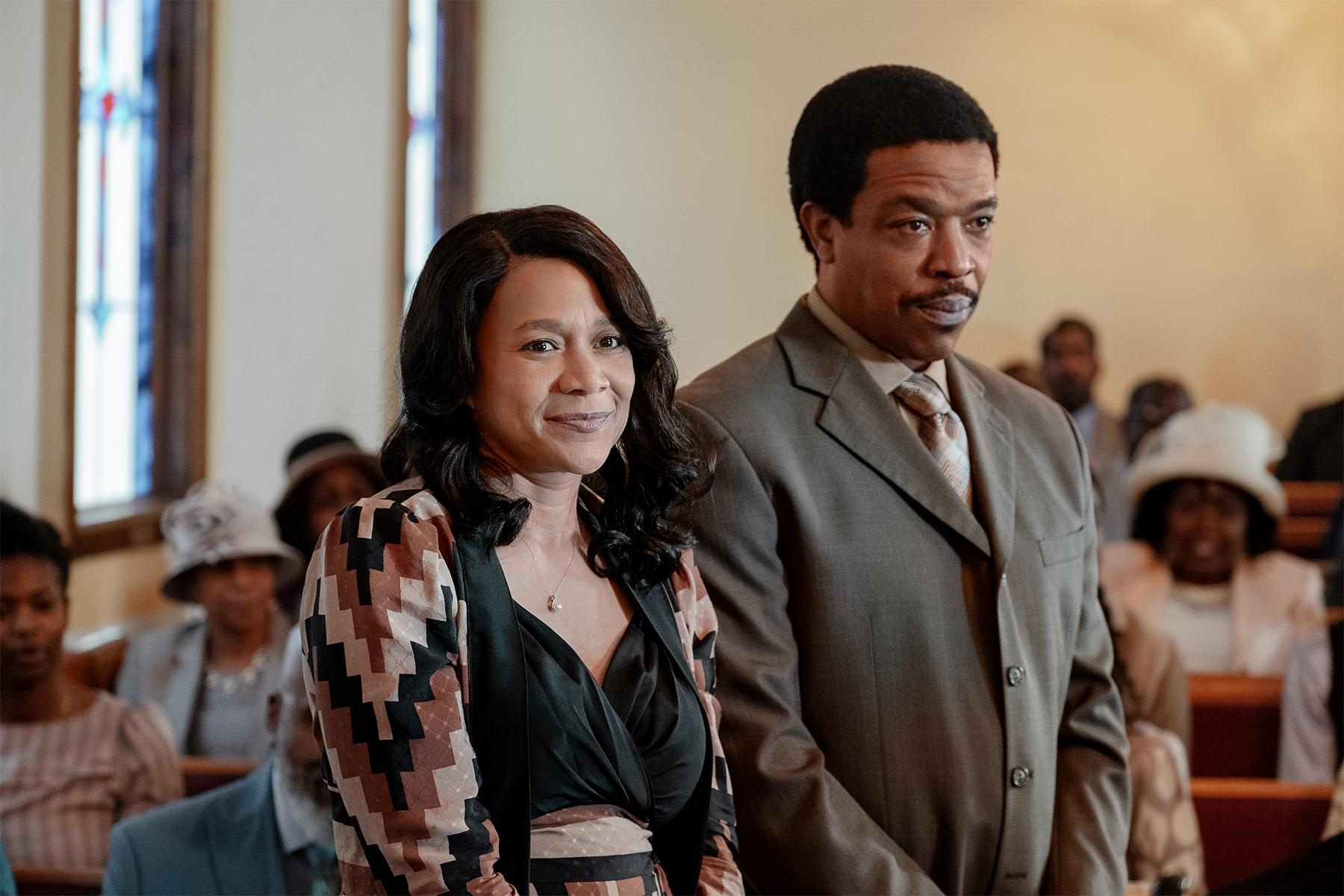 BMF, Russell Hornsby