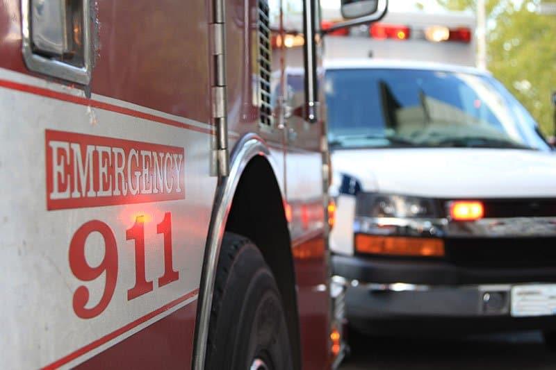 Emergency - 911 (Getty)