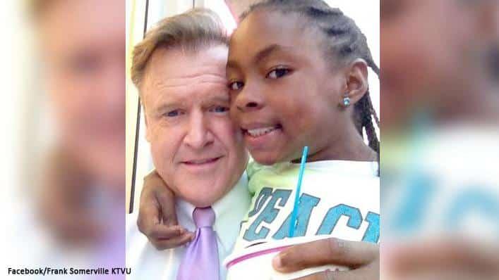 Frank Somerville (black daughter) - Facebook