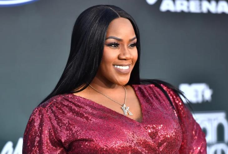 Kelly Price (Getty)