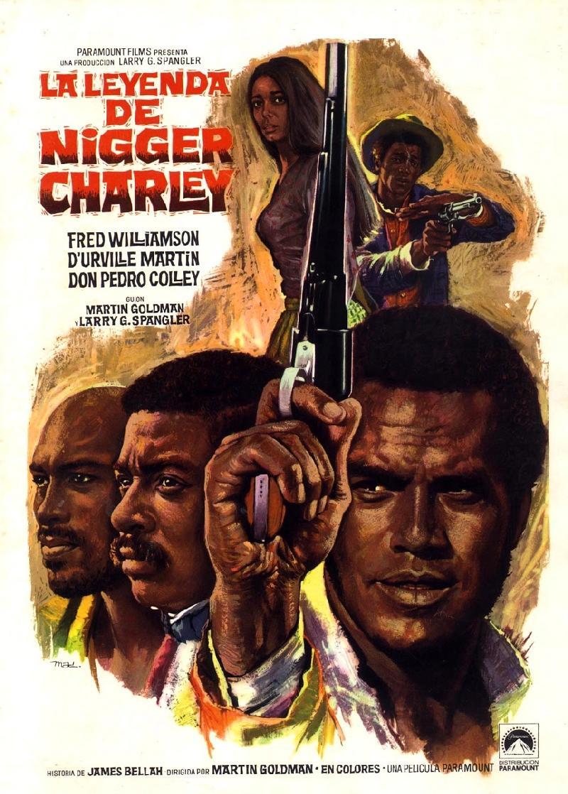 Legend of Nigger Charley (promo)