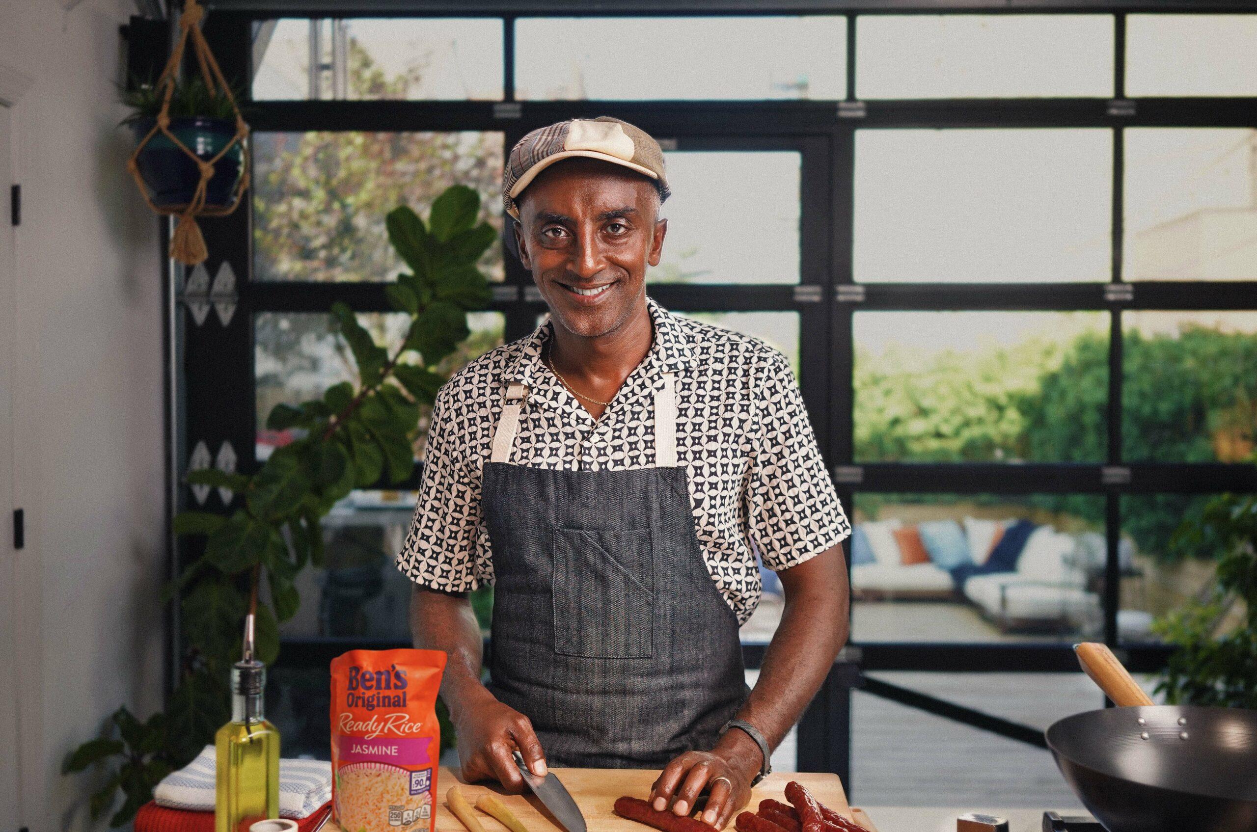 Marcus Samuelsson_Ben's Original_My Original Recipe Chef Series FINAL