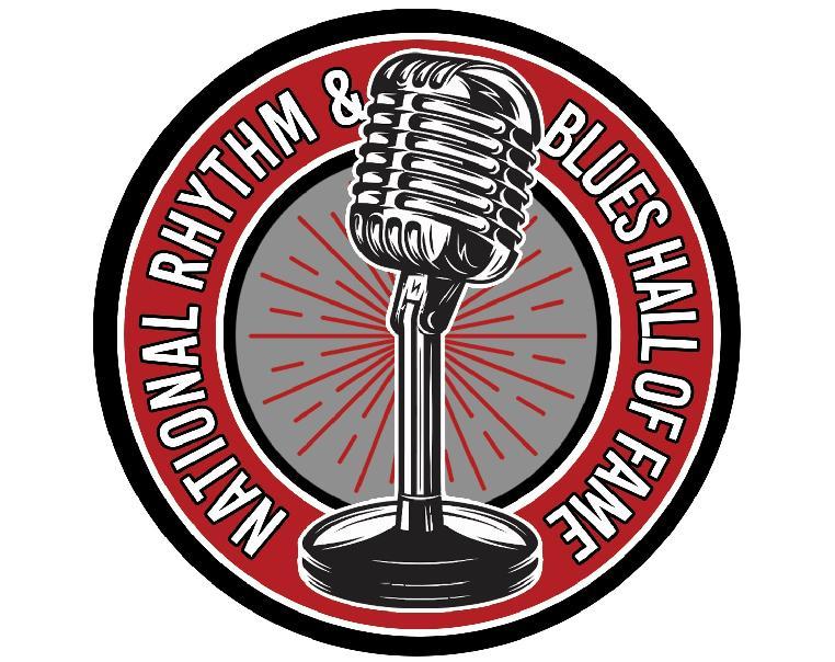 National R&B Hall of Fame seal-logo
