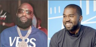 Rick Ross - Kanye West (Getty)