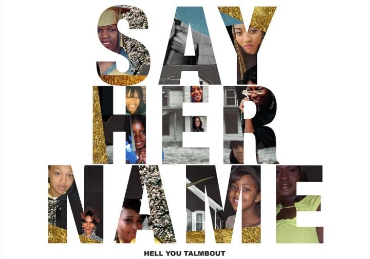 Say Her Name (poster-promo)