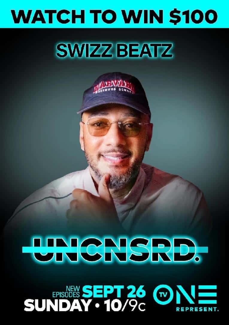 Swizz Beats Uncencensored promo