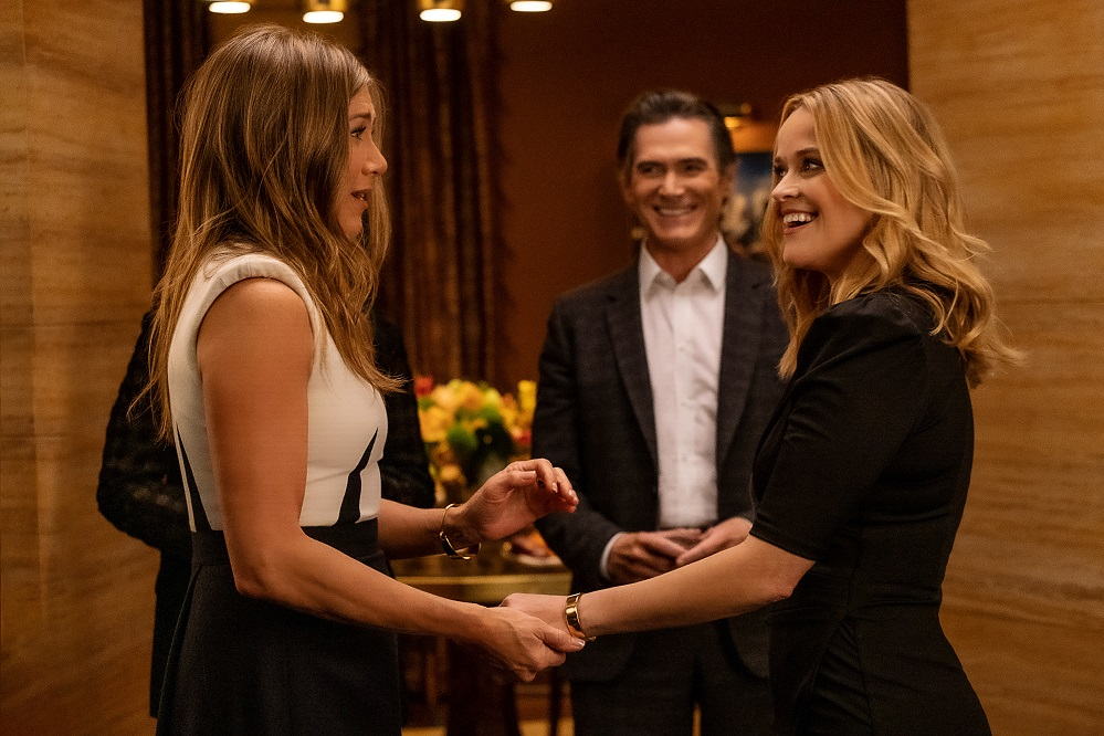 Morning Show, Reese Witherspoon, Jennifer Aniston, Billy Crudup