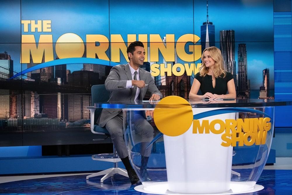 Hasan Minhaj, Reese Witherspoon, Morning Show