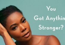 Gabrielle Union - You Got Anything Stronger1 (cover)