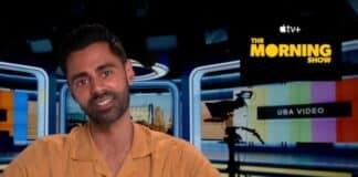 The Morning Show, Hasan Minhaj