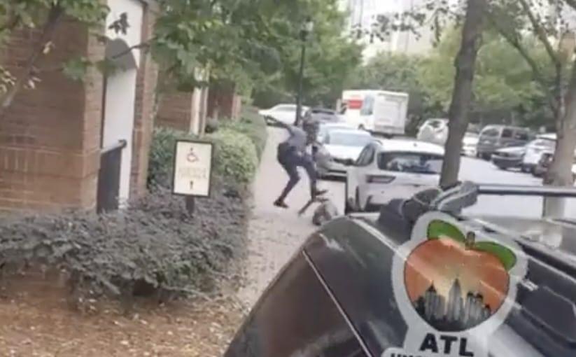 Georgia State Trooper