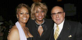 Dionne Warwick, Whitney Houston, Clive Davis / Gett