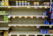 Empty Shelves (Getty)