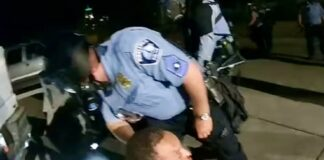 Arrest of Jaleel K. Stallings