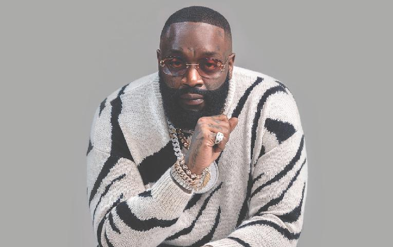 Rick Ross - The Perfect Day to Boss Up PHOTO