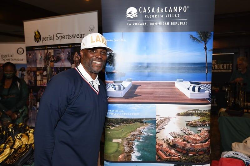 Chris Spencer with Casa de Campo